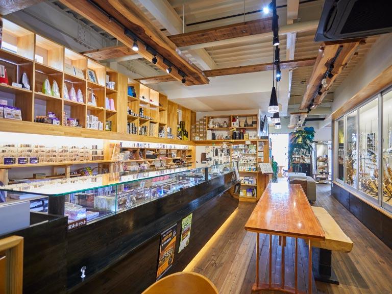 中川楽器の店舗